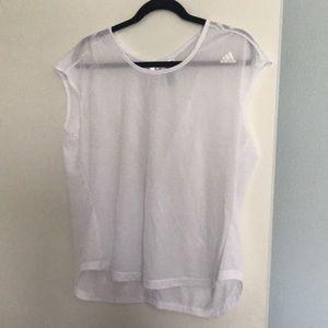 Adidas mesh tshirt